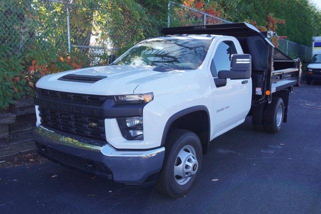 2020 Chevrolet Silverado 3500 Regular Cab DRW RWD, Crysteel E-Tipper Dump Body #20-7859 - photo 4