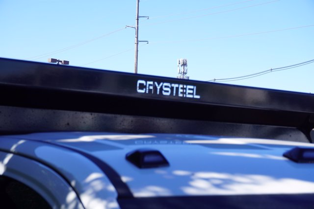 2020 Chevrolet Silverado 3500 Regular Cab DRW 4x2, Crysteel E-Tipper Dump Body #20-7859 - photo 28