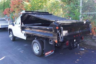 2020 Chevrolet Silverado 3500 Regular Cab DRW RWD, Crysteel E-Tipper Dump Body #20-7859 - photo 5