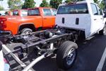 2020 Chevrolet Silverado 2500 Crew Cab 4x4, Cab Chassis #20-7875 - photo 2