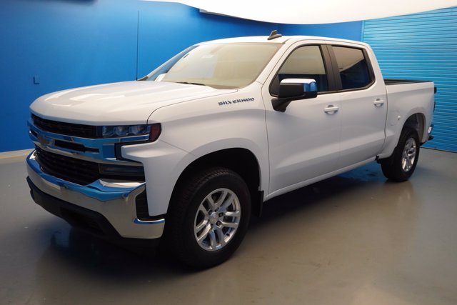 2020 Chevrolet Silverado 1500 Crew Cab 4x2, Pickup #20-7915 - photo 4
