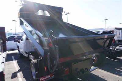 2020 Chevrolet Silverado 3500 Regular Cab DRW 4x4, Crysteel E-Tipper Dump Body #20-7968 - photo 7