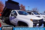 2020 Chevrolet Silverado 3500 Regular Cab DRW 4x4, Crysteel E-Tipper Dump Body #20-7968 - photo 1