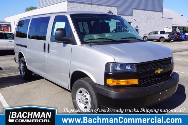 2020 Chevrolet Express 2500 4x2, Passenger Wagon #20-7988 - photo 1