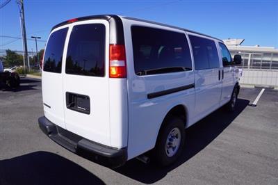 2020 Chevrolet Express 2500 4x2, Passenger Wagon #20-7990 - photo 2