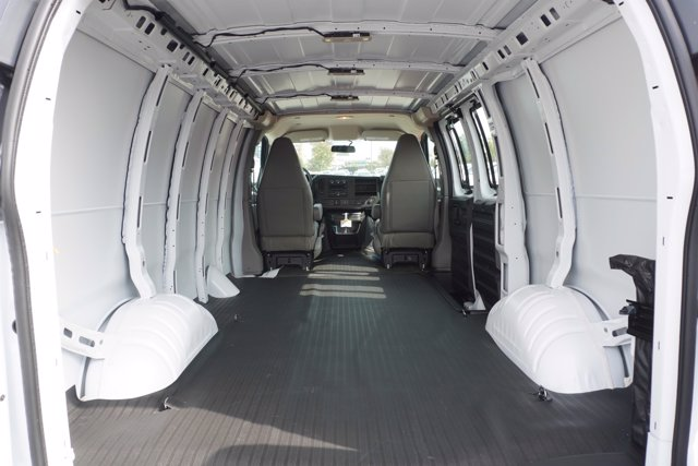2020 Chevrolet Express 2500 4x2, Empty Cargo Van #20-8018 - photo 2