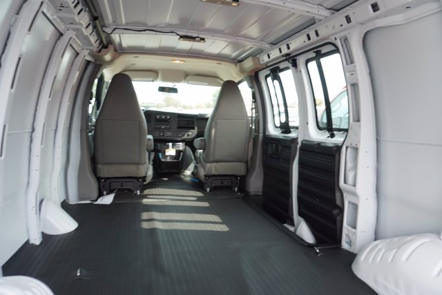 2020 Chevrolet Express 2500 4x2, Empty Cargo Van #20-8038 - photo 2