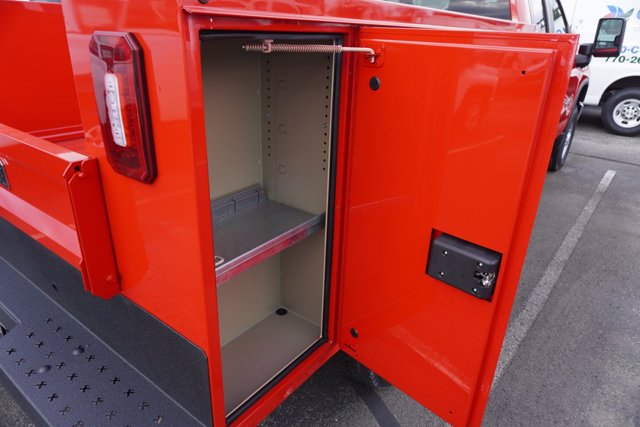 2020 Chevrolet Silverado 2500 Double Cab 4x4, Knapheide Steel Service Body #20-8068 - photo 12