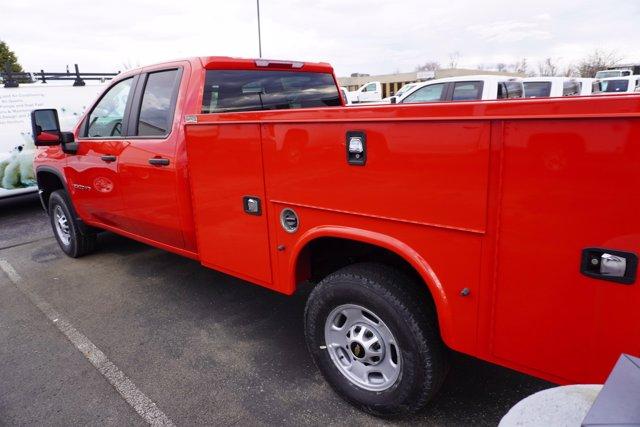 2020 Chevrolet Silverado 2500 Double Cab 4x4, Knapheide Steel Service Body #20-8068 - photo 7