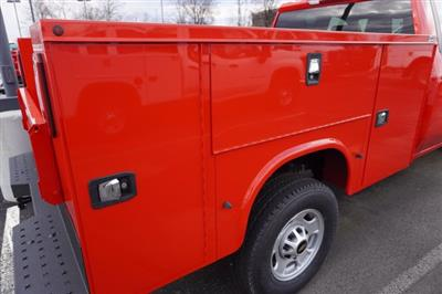 2020 Chevrolet Silverado 2500 Double Cab 4x4, Knapheide Steel Service Body #20-8068 - photo 11