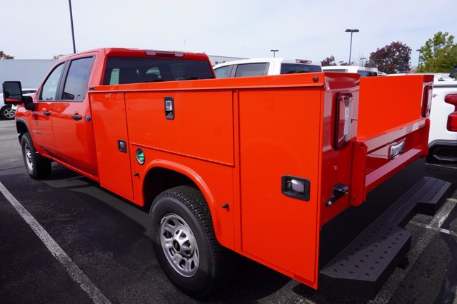 2020 Chevrolet Silverado 3500 Crew Cab 4x4, Knapheide Steel Service Body #20-8074 - photo 5