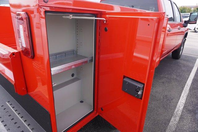2020 Chevrolet Silverado 3500 Crew Cab 4x4, Knapheide Steel Service Body #20-8074 - photo 9