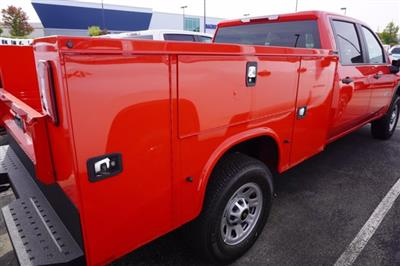 2020 Chevrolet Silverado 3500 Crew Cab 4x4, Knapheide Steel Service Body #20-8074 - photo 8