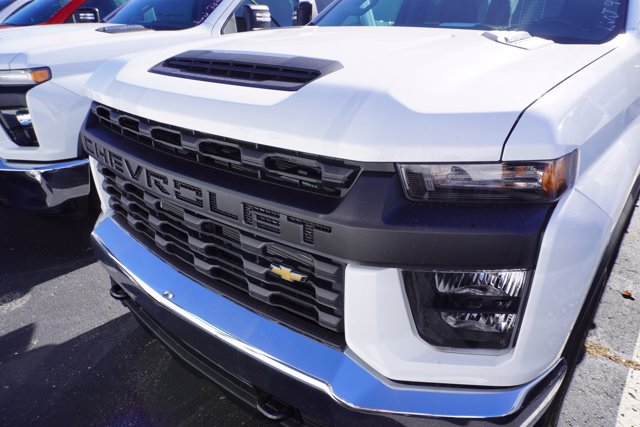 2020 Chevrolet Silverado 3500 Crew Cab 4x4, Knapheide Steel Service Body #20-8095 - photo 4