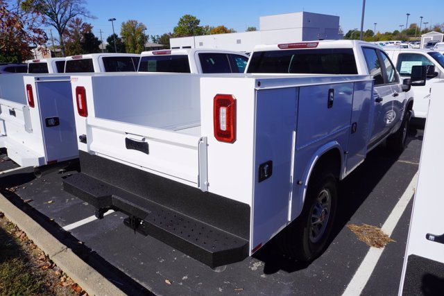 2020 Chevrolet Silverado 3500 Crew Cab 4x4, Knapheide Steel Service Body #20-8095 - photo 2