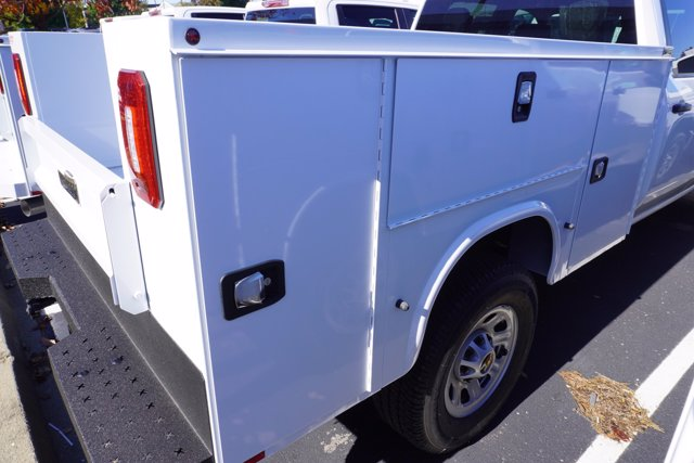 2020 Chevrolet Silverado 3500 Crew Cab 4x4, Knapheide Steel Service Body #20-8095 - photo 8