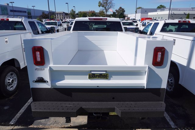 2020 Chevrolet Silverado 2500 Double Cab 4x2, Knapheide Steel Service Body #20-8099 - photo 7
