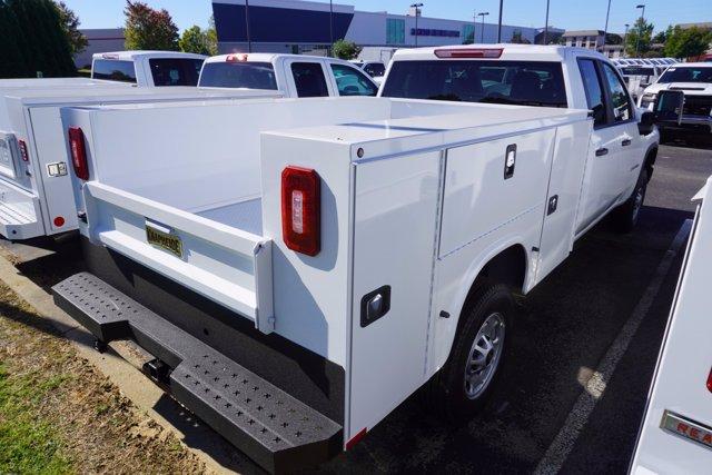 2020 Chevrolet Silverado 2500 Double Cab 4x2, Knapheide Steel Service Body #20-8099 - photo 2