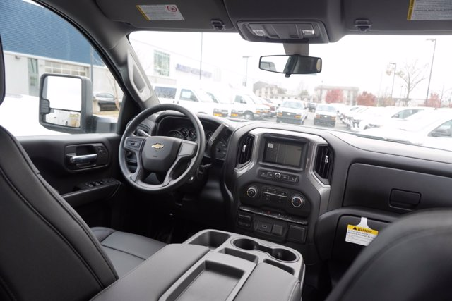 2020 Chevrolet Silverado 2500 Crew Cab 4x4, Reading SL Service Body #20-8102 - photo 25