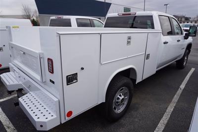 2020 Chevrolet Silverado 2500 Crew Cab 4x4, Reading SL Service Body #20-8102 - photo 2