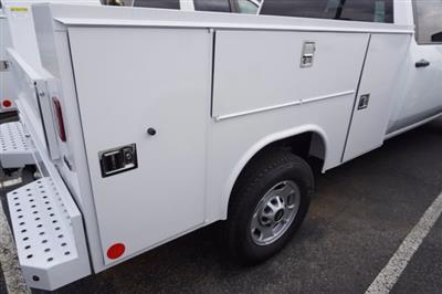 2020 Chevrolet Silverado 2500 Crew Cab 4x4, Reading SL Service Body #20-8102 - photo 9