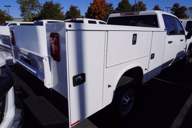 2020 Chevrolet Silverado 2500 Crew Cab 4x2, Knapheide Steel Service Body #20-8105 - photo 2
