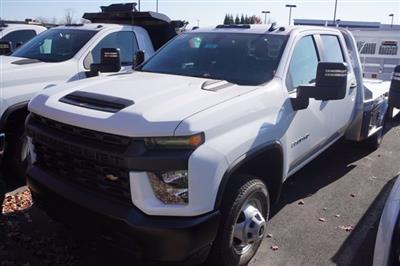 2020 Chevrolet Silverado 3500 Crew Cab DRW 4x2, CM Truck Beds AL SK Model Platform Body #20-8106 - photo 6