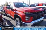 2020 Chevrolet Silverado 2500 Crew Cab 4x4, Knapheide Steel Service Body #20-8112 - photo 1