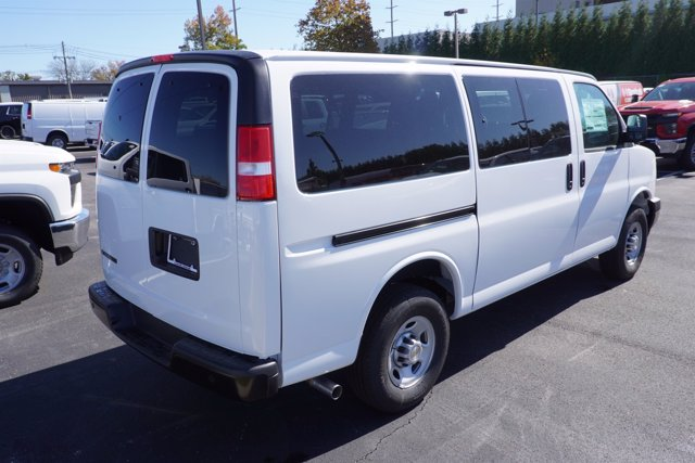 2020 Chevrolet Express 2500 4x2, Passenger Wagon #20-8119 - photo 2