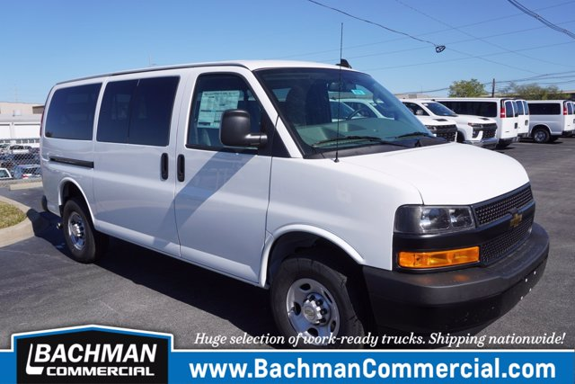 2020 Chevrolet Express 2500 4x2, Passenger Wagon #20-8139 - photo 1