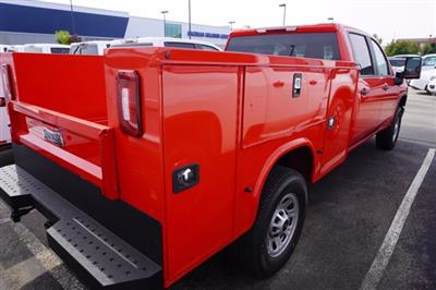 2020 Chevrolet Silverado 3500 Crew Cab 4x4, Knapheide Steel Service Body #20-8147 - photo 2