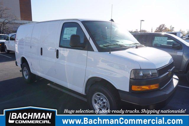2020 Chevrolet Express 2500 4x2, Empty Cargo Van #20-8160 - photo 1
