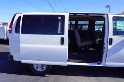 2020 Chevrolet Express 2500 4x2, Passenger Wagon #20-8169 - photo 22