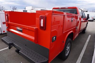 2020 Chevrolet Silverado 2500 Crew Cab 4x2, Knapheide Steel Service Body #20-8175 - photo 2