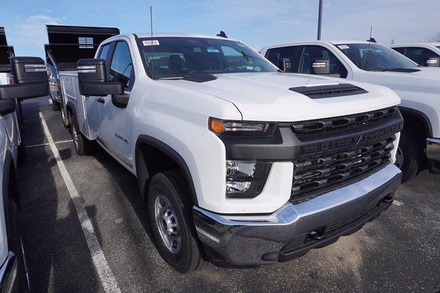 2020 Chevrolet Silverado 2500 Double Cab 4x4, Monroe Service Body #20-8241 - photo 1