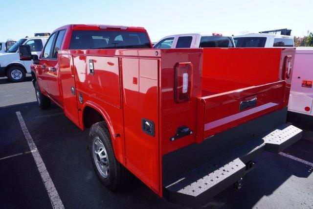 2020 Chevrolet Silverado 2500 Double Cab 4x2, Knapheide Steel Service Body #20-8247 - photo 5