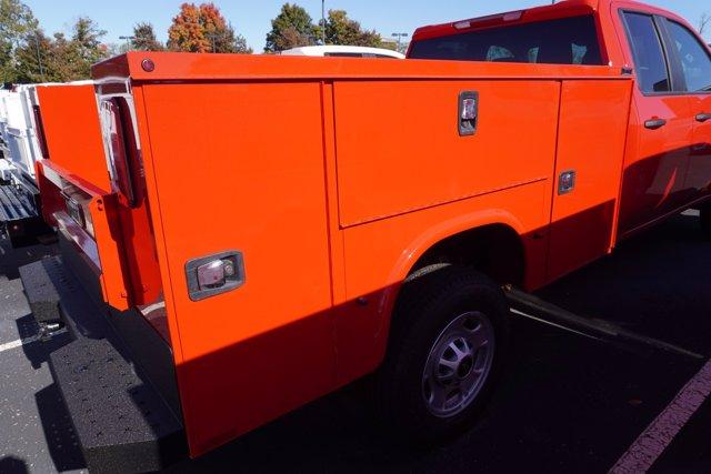 2020 Chevrolet Silverado 2500 Double Cab 4x2, Knapheide Steel Service Body #20-8247 - photo 7