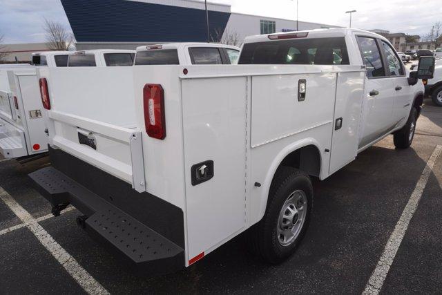 2020 Chevrolet Silverado 2500 Crew Cab 4x2, Knapheide Steel Service Body #20-8251 - photo 2