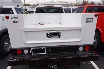 2020 Chevrolet Silverado 3500 Crew Cab 4x4, Monroe MSS II Service Body #20-8262 - photo 6