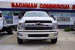 2020 Silverado 5500 Regular Cab DRW 4x2,  Monroe Truck Equipment Work-A-Hauler II Platform Body #20-8267 - photo 4