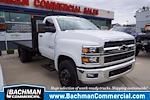 2020 Silverado 5500 Regular Cab DRW 4x2,  Monroe Truck Equipment Work-A-Hauler II Platform Body #20-8267 - photo 1