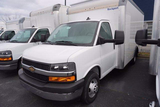 2020 Chevrolet Express 3500 4x2, Rockport Cargoport Cutaway Van #20-8273 - photo 6