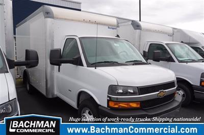 2020 Chevrolet Express 3500 4x2, Rockport Cargoport Cutaway Van #20-8273 - photo 1