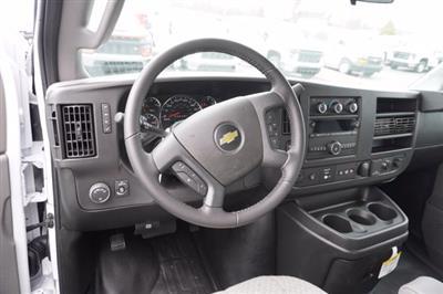 2020 Chevrolet Express 3500 4x2, Rockport Cargoport Cutaway Van #20-8273 - photo 16
