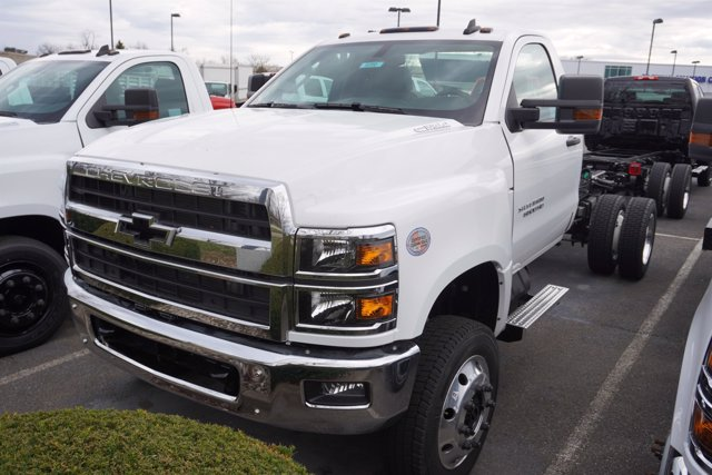2020 Chevrolet Silverado 6500 Regular Cab DRW 4x4, Cab Chassis #20-8280 - photo 6