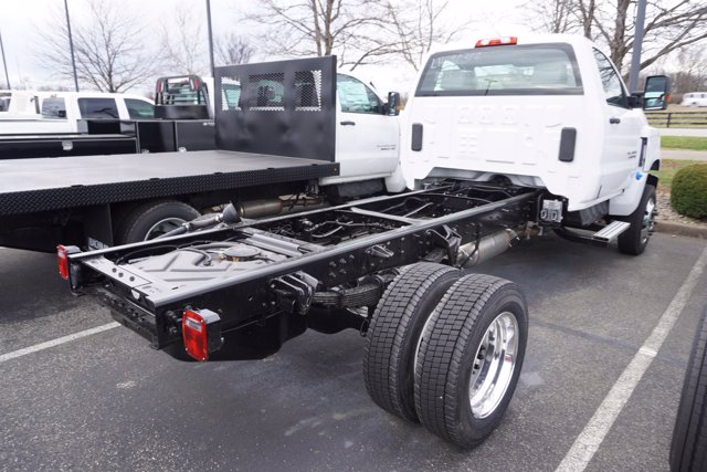 2020 Chevrolet Silverado 6500 Regular Cab DRW 4x4, Cab Chassis #20-8280 - photo 2