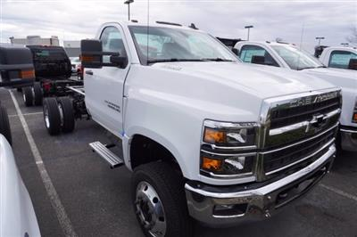 2020 Chevrolet Silverado 6500 Regular Cab DRW 4x4, Cab Chassis #20-8280 - photo 4