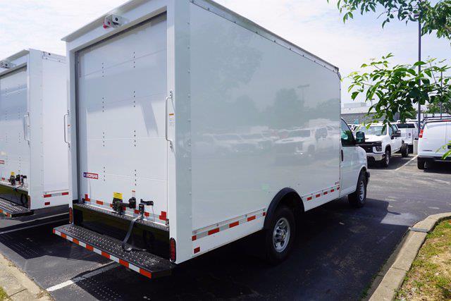 2021 Express 3500 4x2,  Morgan Truck Body Cutaway Van #21-0007 - photo 2