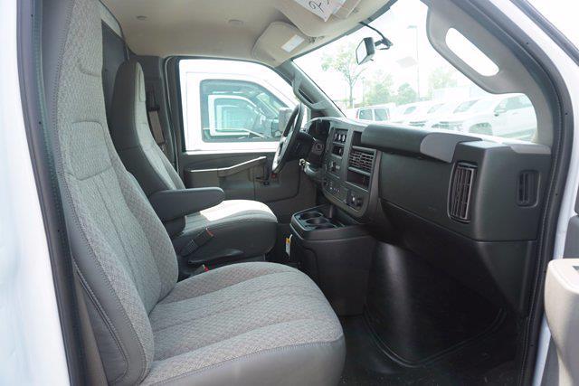 2021 Express 3500 4x2,  Morgan Truck Body Cutaway Van #21-0255 - photo 19