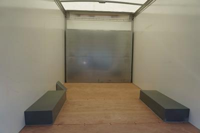 2021 Express 3500 4x2,  Morgan Truck Body Cutaway Van #21-0255 - photo 23